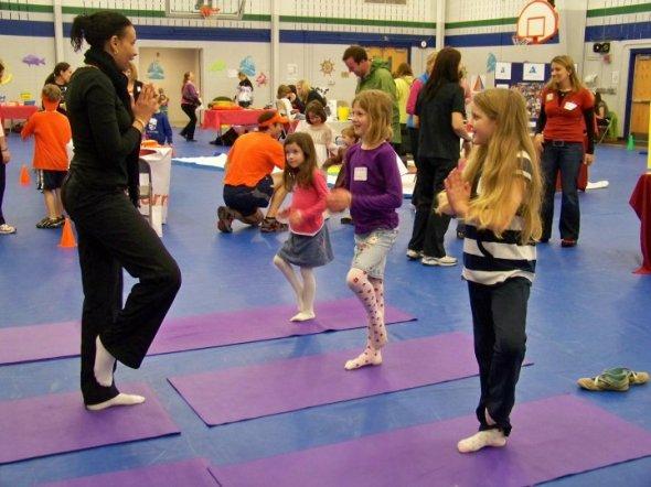 2010 Ship Shape Kids Health Fair