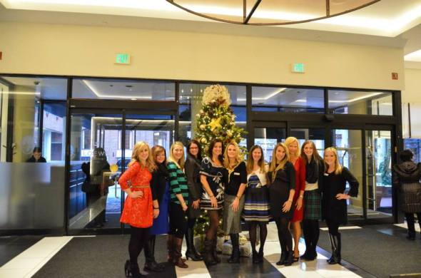 Junior League of Annapolis Holiday Luncheon